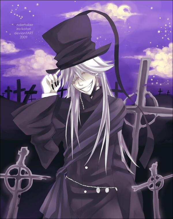 Undertaker, le croque mort