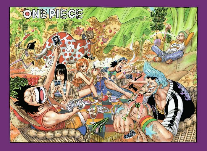 Dino rpg clan one piece - Robin 2 ans plus tard ...
