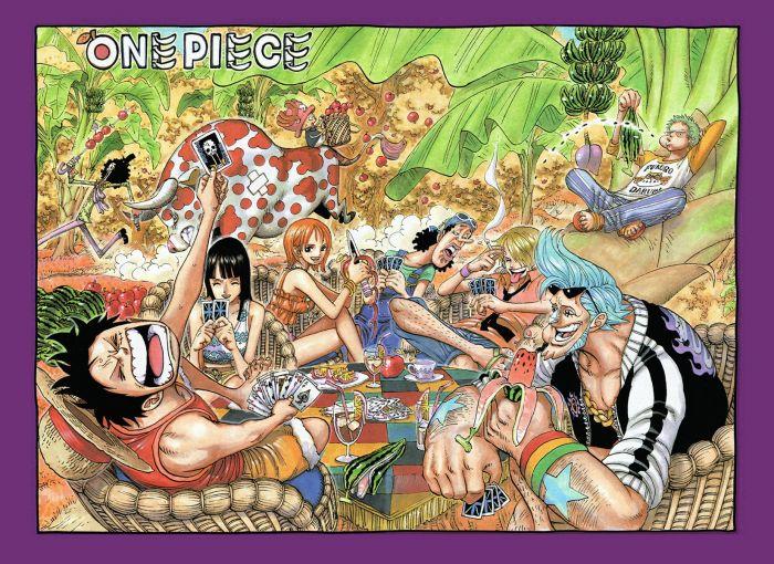 Dino rpg clan one piece - Image one piece 2 ans plus tard ...