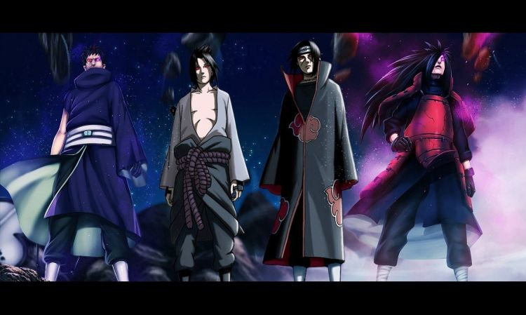 Clan Uchiha  Pages Members  Uchiha Clan Members Names