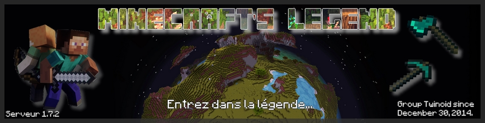 Minecraft's Legend