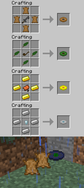 Mod le chunk du milieu 1 7 2 minecraft france - Comment faire une table dans minecraft ...